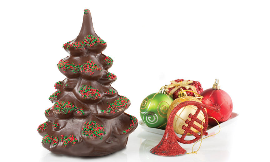 li-lac chocolate tree