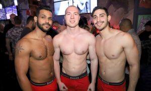 Boxers NYC bartenders