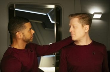 Wilson Cruz and Anthony Rapp