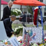 Obama and Biden at Pulse memorial