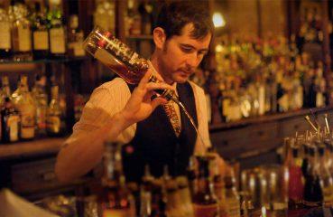 Clover Bartender