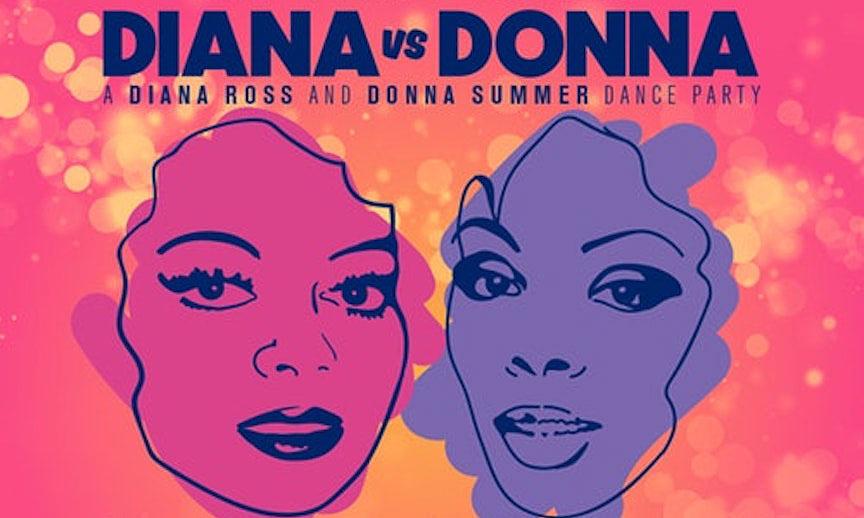 Diana/Donna Danceoff