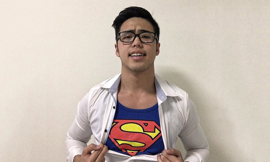 Sean Foo superman