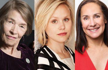 Alison Pill, Glenda Jackson, Laurie Metcalf