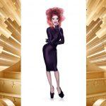Milk drag queen