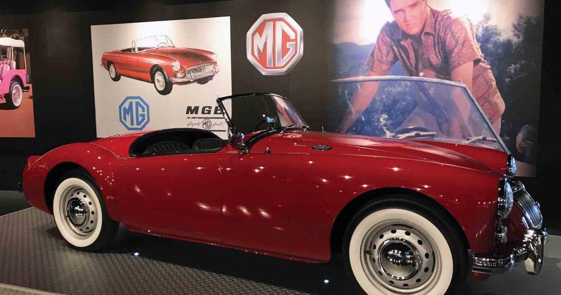red GM sportscar