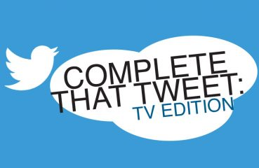 complete that tweet