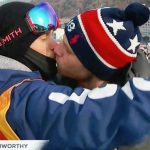 Matt Wilkas and Gus Kenworthy