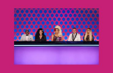 The panel from Drag Race