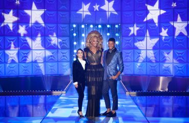 rupaul and judges