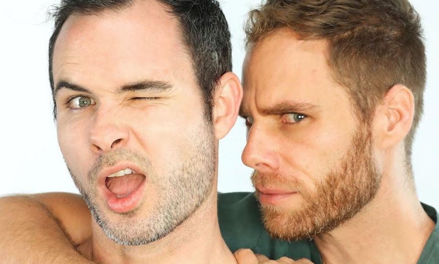 Daniel Vincent Gordh and Matt Wilkas