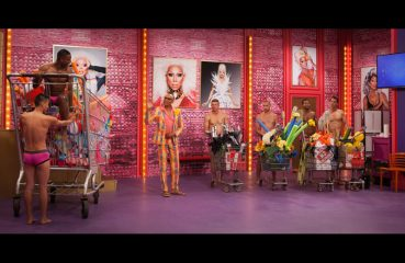rupaul's drag race shirtless men