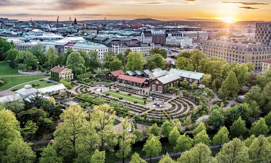 Gothenburg Garden Society