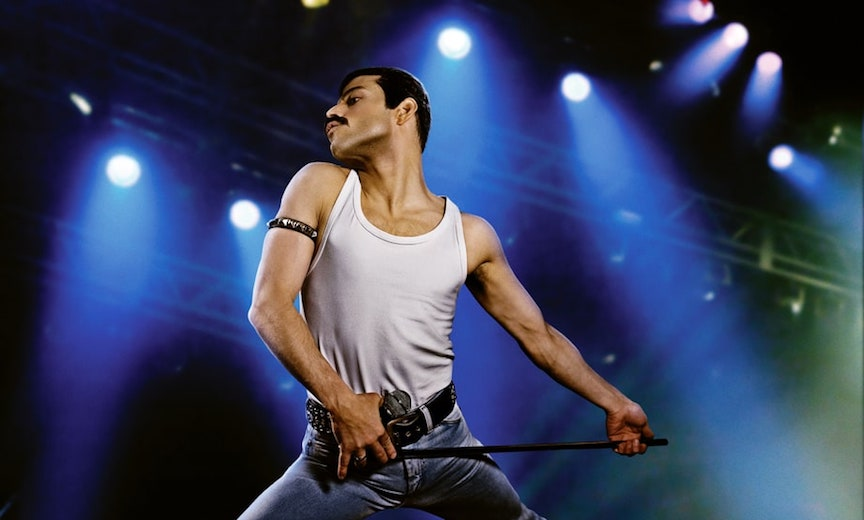 Rami Malek as Freddy Mercury