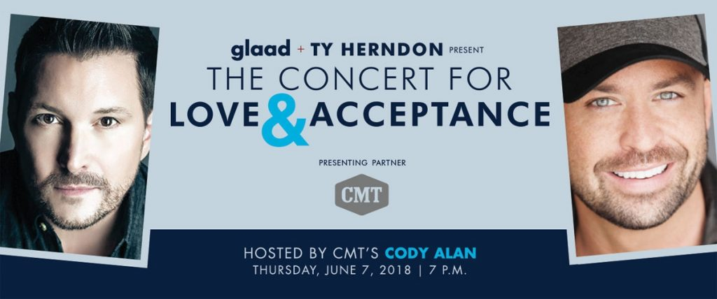 2018 concert of love and acceptance