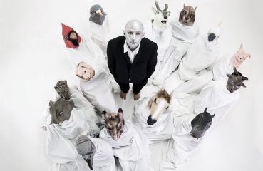 moby with animals