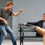 Paul Sparks and Robert Sean Leonard