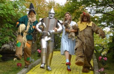"""Land of Oz"" Theme Park"