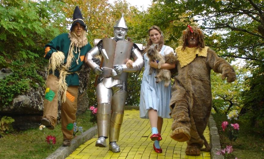 """Land of Oz"" Theme Park"