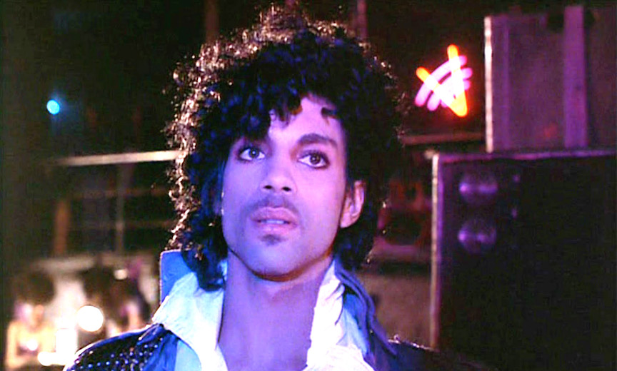 "Prince, circa ""Purple Rain"" era"