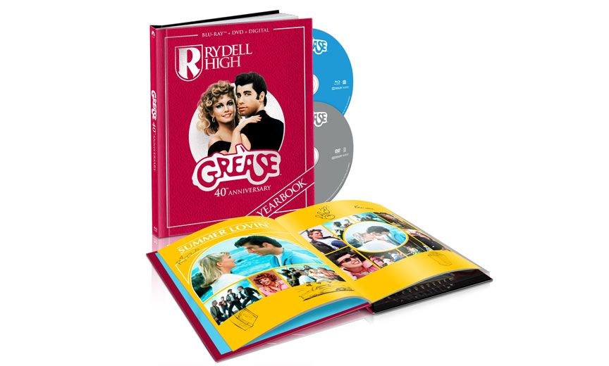 grease boxed set