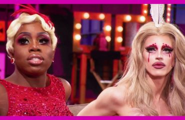 sad drag queens