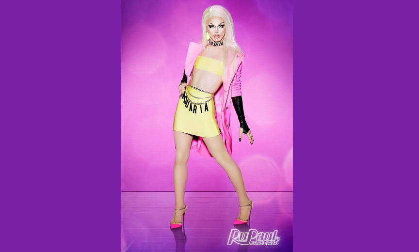 drag queen aquaria