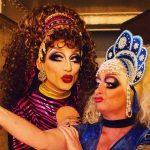 Bianca Del Rio and Debbie Ward