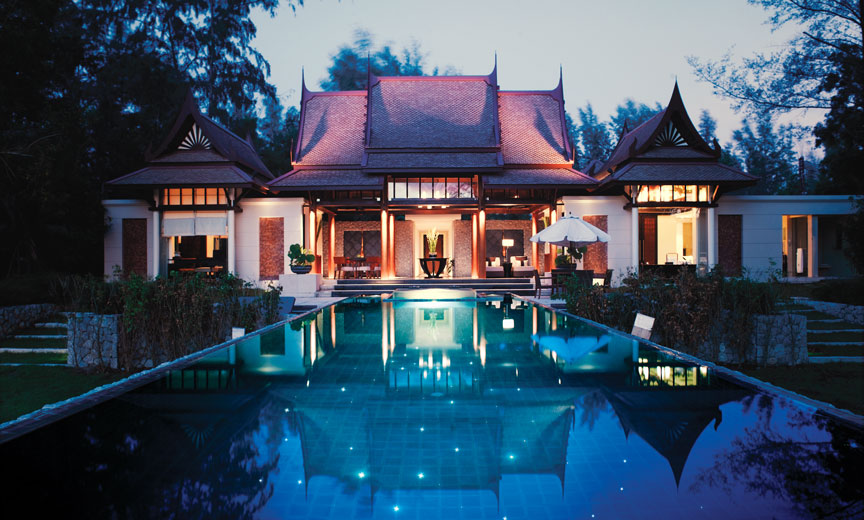 Double Pool Villas