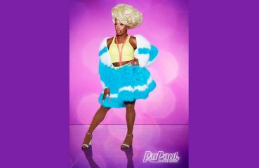 drag queen monique
