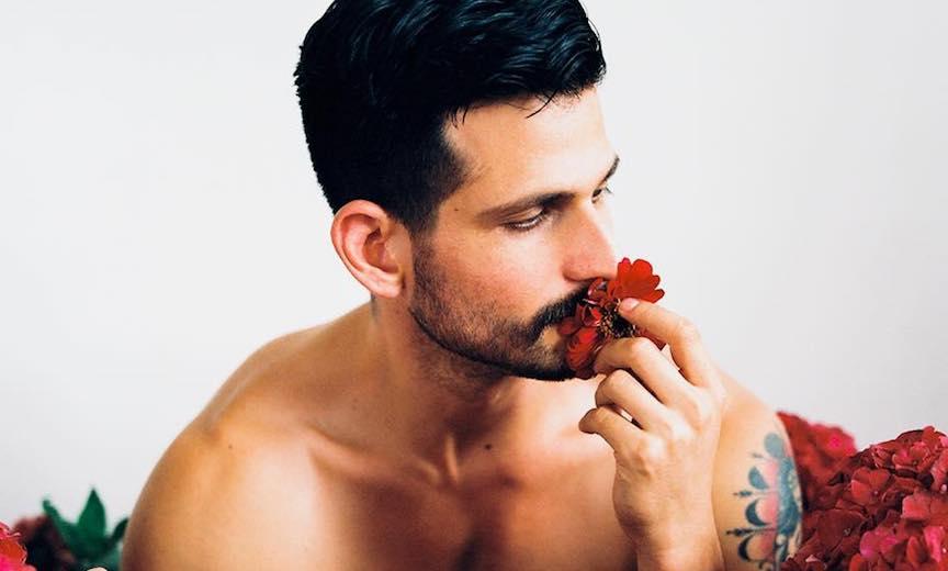Queer singer Richard Cortez
