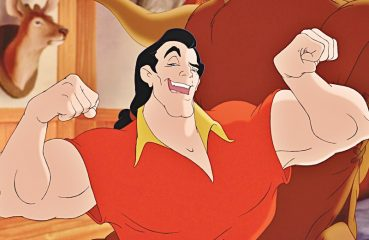 "Gaston from ""Beauty and the Beast"""