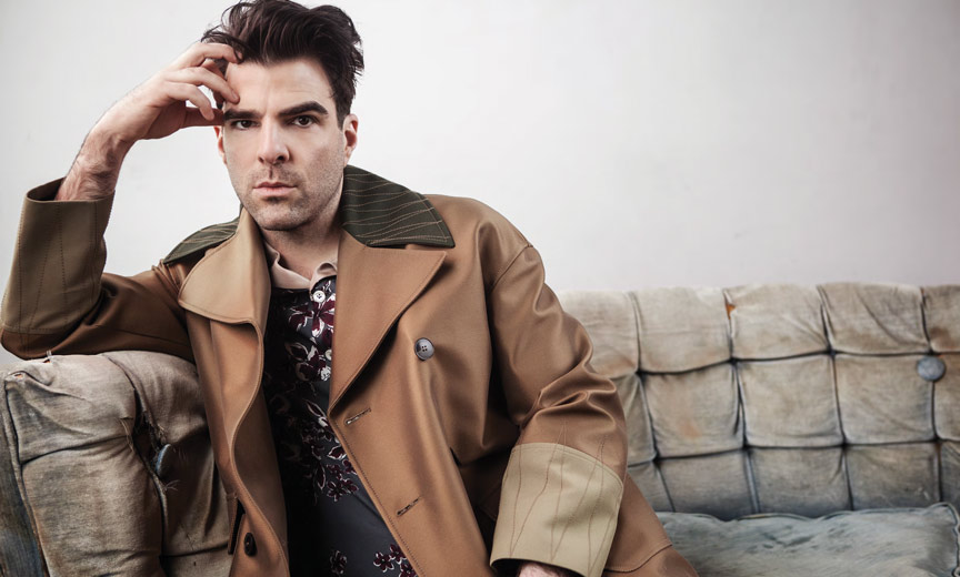 is Zachary Quinto gay