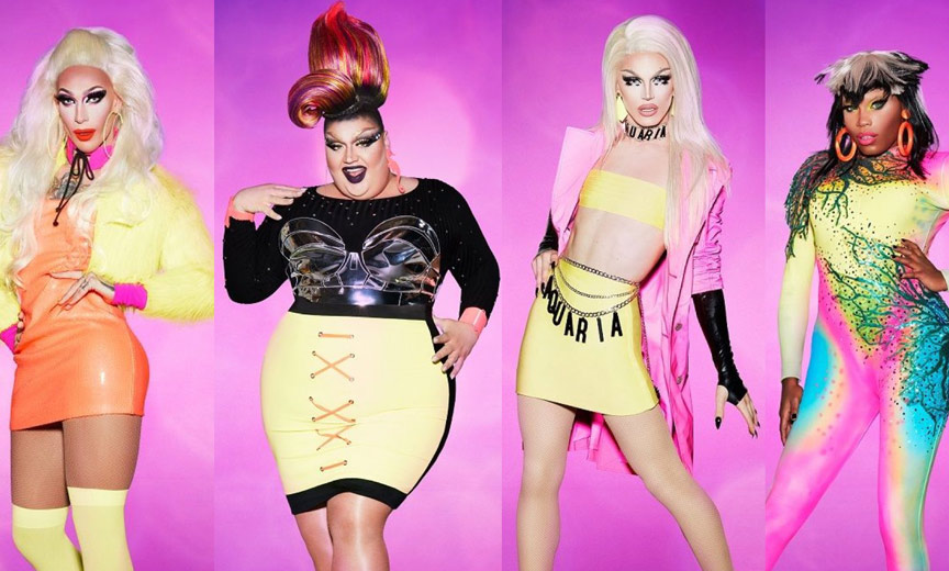 drag race top four queens
