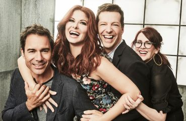 "The cast of ""Will & Grace"""
