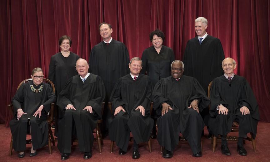 The Supreme Court 2018