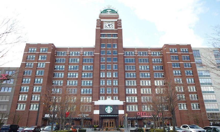 Starbucks Corporate HQ