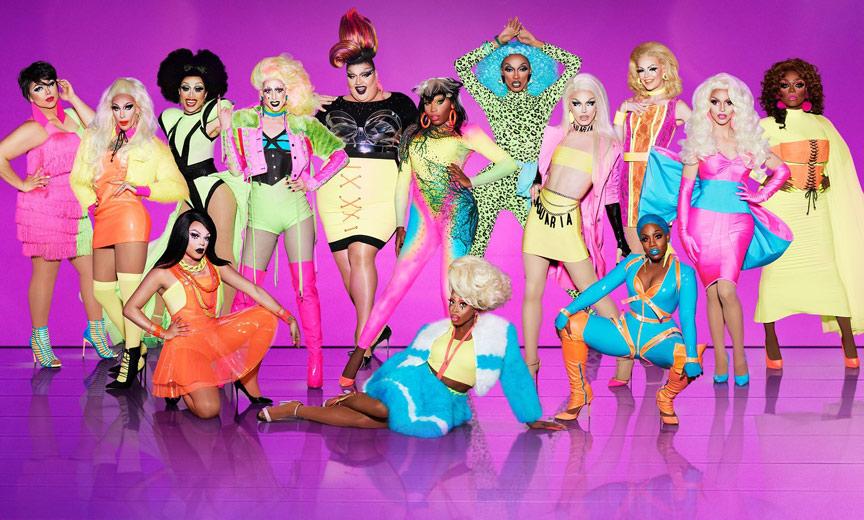 drag race full cast
