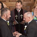 gay marriage officiant