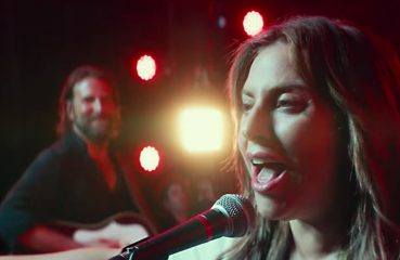 """Bradley Cooper/ Lady Gaga in """"A Star is Born"""""""