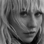 Christina Aguilera closeup