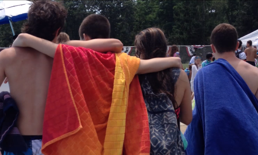 Jewish LGBTQ Summer Camp