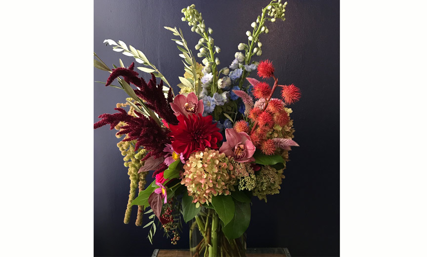 An Autumnal Arrangement