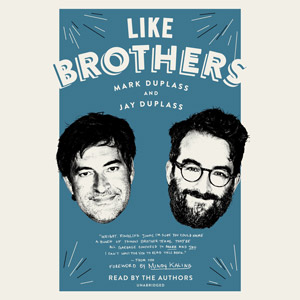like brothers poster
