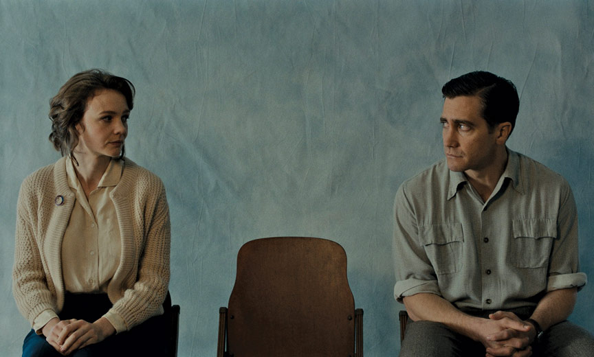 Mulligan and Gyllenhaal