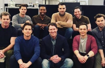 Boys In the Band Broadway cast