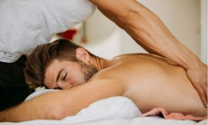 male on male massage