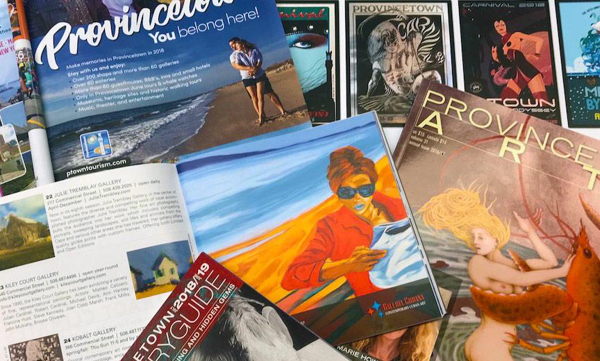ptown magazines