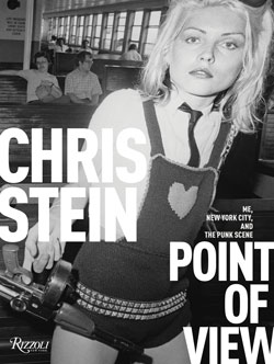 Chris Stein Point of View cover