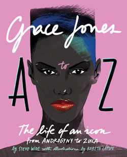 Grace Jones A-to-Z COVER